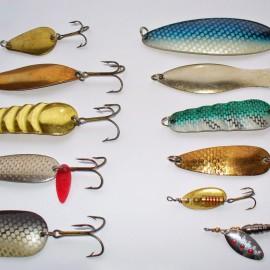 Все о рыболовных крючках «Дохитоми»