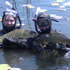 Особенности рыбной ловли «голыми руками»