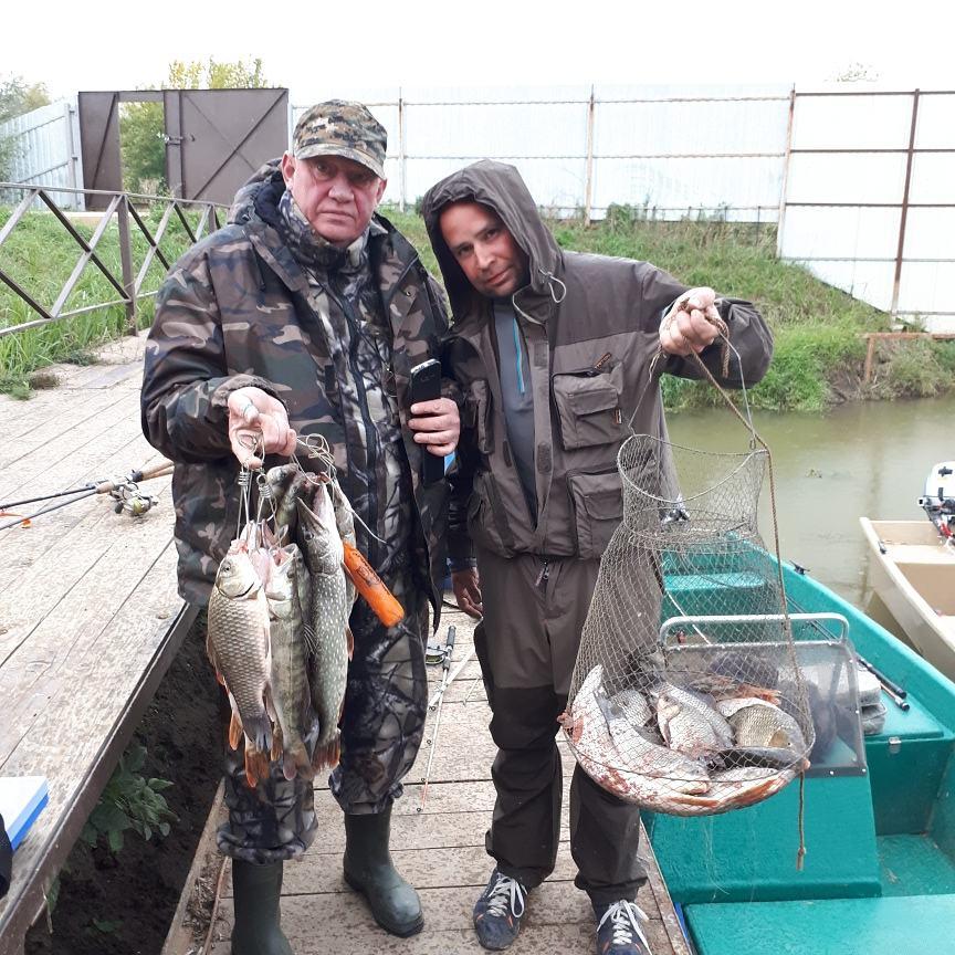 Что нужно учесть, отправляясь на рыбалку на раскаты Волги