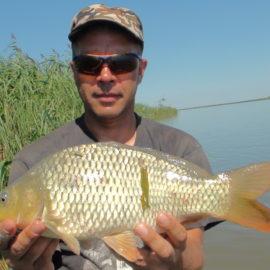 Рыболовные истории от легендарного гандуринского  рыбака Володи Бороды