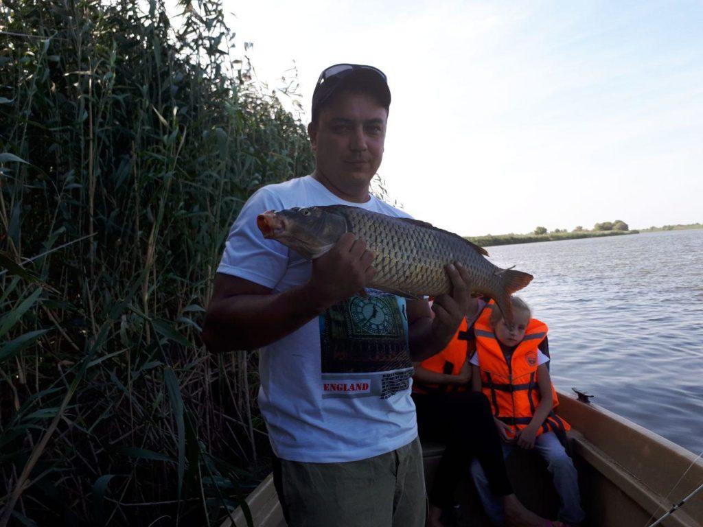 Особенности рыбалки на раскатах Волги